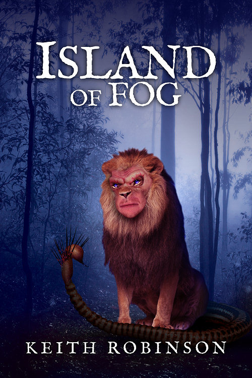 New Island of Fog book cover