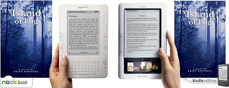 Kindle and Nook