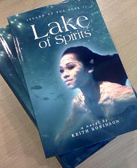 Lake of Spirits by Keith Robinson