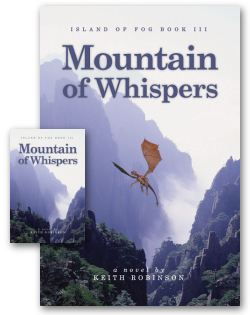Mountain of Whispers – New Cover