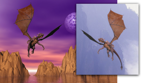 Original Dragon photo