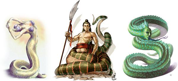 Резултат с изображение за naga human serpent