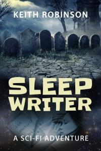Sleep Writer New Cover