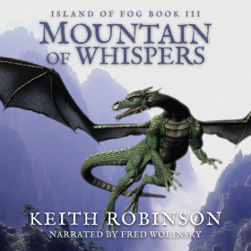 Mountain of Whispers Audiobook Cover